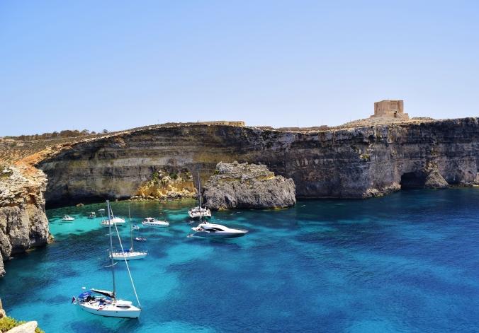Malta Comino Fort
